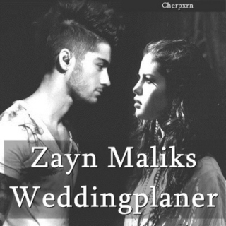 Zayn Maliks Weddingplaner