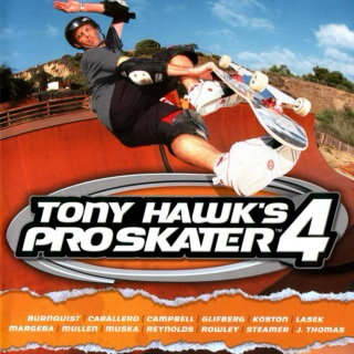 The Best of Tony Hawk's Pro Skater