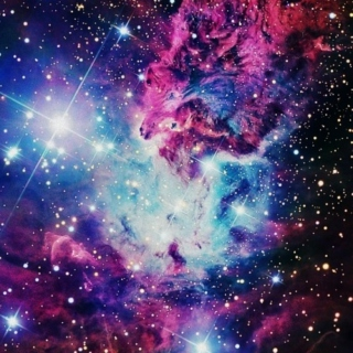 I have galaxies in my heart