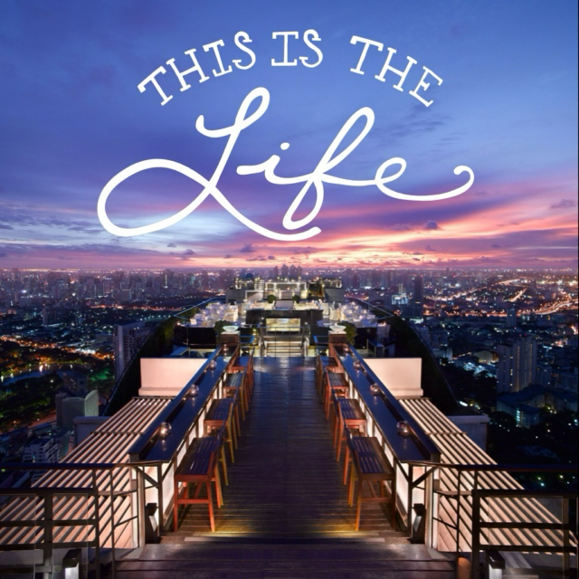 This Is The Life - Rooftop V