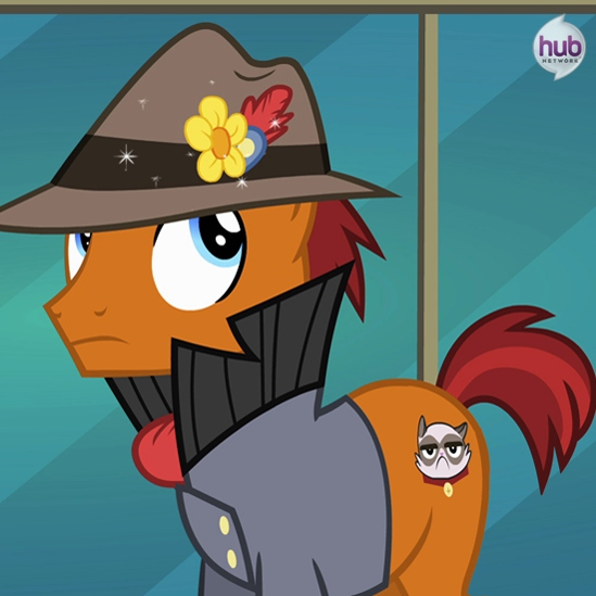 Stealth Brony (Your Friends Won't Know)