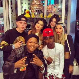 kylie & friends