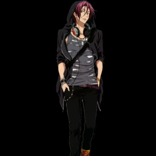 Rin Matsuoka is actually just a giant dork