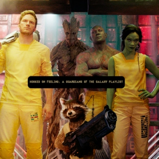 Hooked on a feeling: a Guardians of the Galaxy playlist