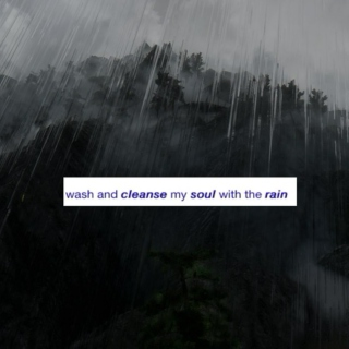 Fall asleep to the rain