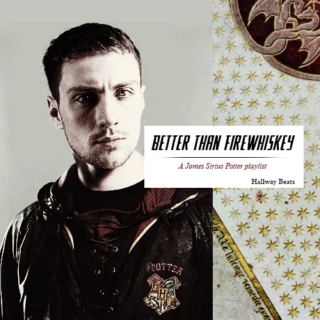 James Potter - Better than Firewhiskey