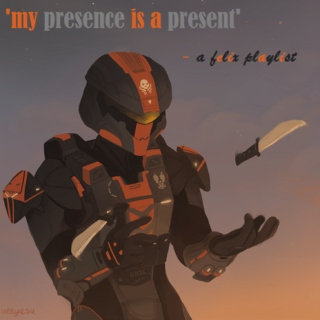 """my presence is a present"" - a felix playlist"