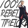 100% Rebel Time Lord