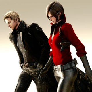 Tainted Love - Wesker/Ada Mix