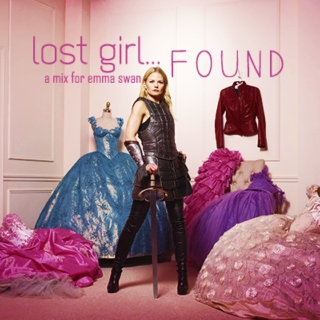 lost girl... found