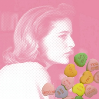 falling in ♡ with scully