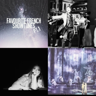 Favourite French Showtunes [part 1/?]