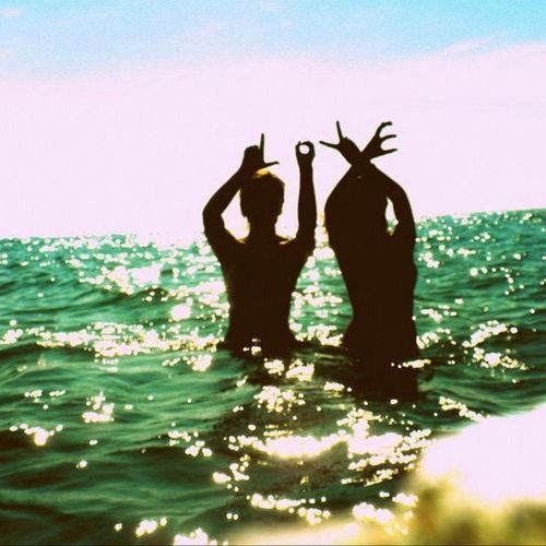 End of the summer ☀