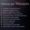 Troubled Thoughts