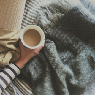 sweaters and tea