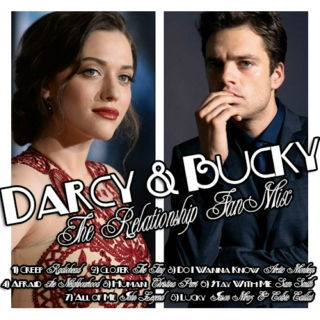 Darcy & Bucky- The Relationship FanMix