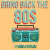 #bringbackthe80s