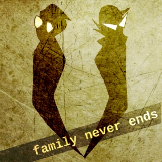 family never ends.