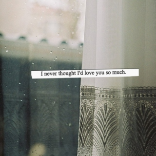   Forever meant nothing when we had nothing  