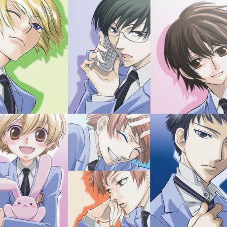 Who's the boy you like the most?