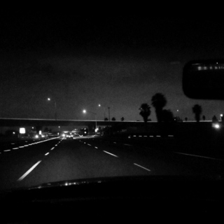 // late night drive //