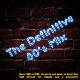 The Definitive 80's Mix