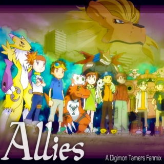 Allies (A Digimon Tamers mix)