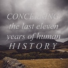Concerning the last eleven years of human history