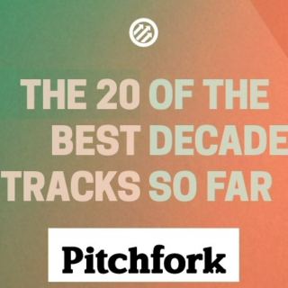 Pitchfork's Top 20 tracks