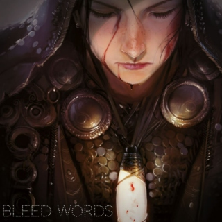 Bleed Words