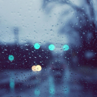 Love lost on a rainy day