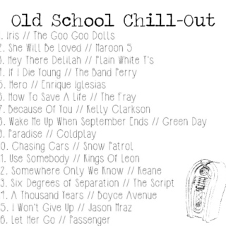 old school chill-out
