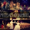musicals by numbers