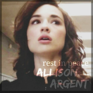 reckless » r.i.p. allison argent