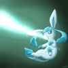 frozen over: a glaceon mix