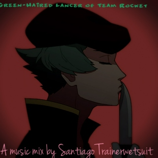 The Green-Haired Lancer of Team Rocket