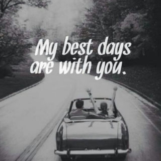 My Best Days Are With You