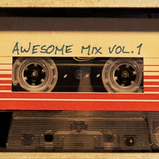 Guardians of The Galaxy : 70s Mixtape