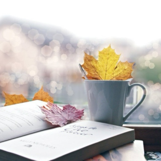 Sweaters, Books, and Coffee :)
