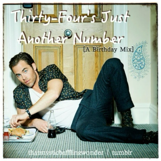 Thirty-Four's Just Another Number