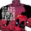 scars, guns and tacos