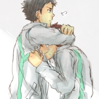 To Crappy Oikawa with love, I guess.