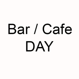 Cafe / Bar DAY Mix