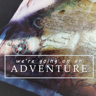 Writing: We're Going On An Adventure!