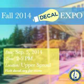 DeCal Expo Playlist