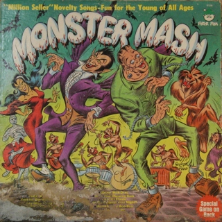 Image result for monster mash jr