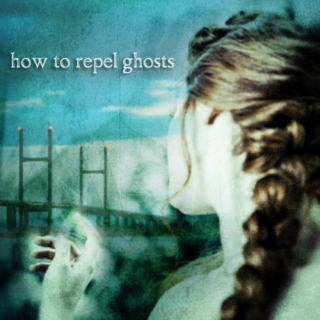 how to repel ghosts