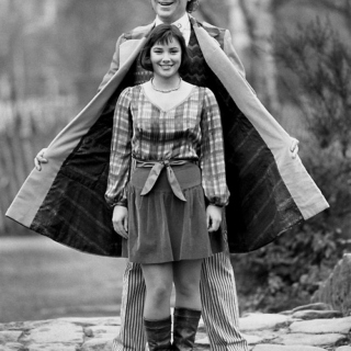 Kinky American:  A Sixth Doctor and Peri mix