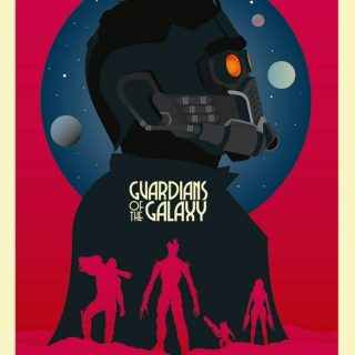 Cruising The Galaxy with The Guardians
