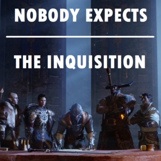 NOBODY EXPECTS|THE INQUISITION